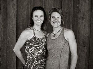 Chicks guides & owners, Elaina & Dawn, thank everyone for joining us in RRG!