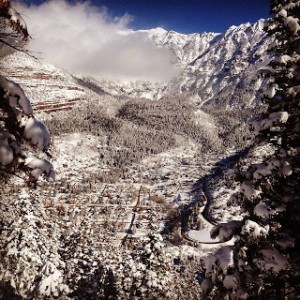 Ouray, Colorado is a picture perfect town located in the heart of the San Juan Mountains.