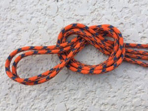 overhand knot makes two loops