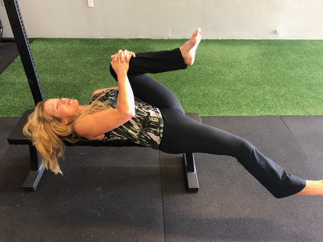 hip flexor mobility exercise