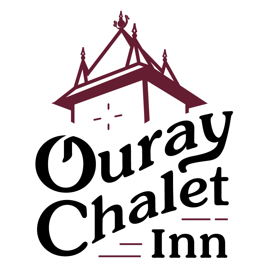Ouray Chalet Inn logo